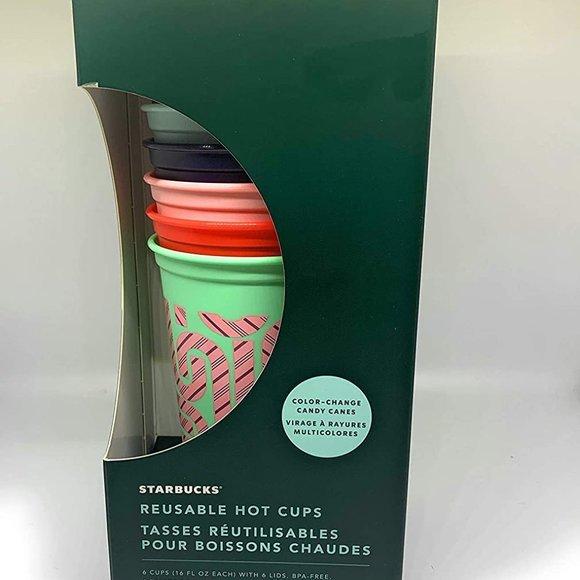 Starbucks Color Changing Christmas Tumblers
